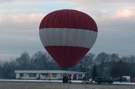 Pruszcz Gdański Atrakcja Lot balonem Aeroklub Gdański