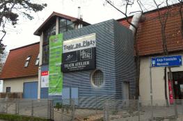 Sopot Atrakcja Teatr Teatr Atelier im. Agnieszki Osieckiej