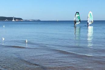 Sopot Atrakcja Windsurfing Sopot Surf