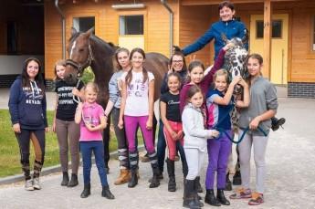 Sopot Atrakcja Jazda konna PSJK Agnieszka Racka