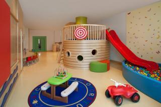 Sopot Atrakcja Sala | plac zabaw Kids Club Sheraton