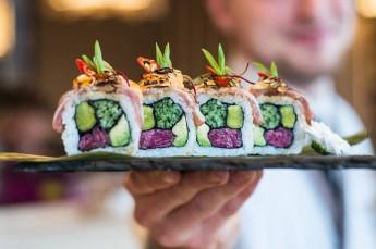 Sopot Restauracja Restauracja sushi Dom Sushi