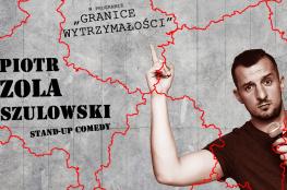 Gdańsk Wydarzenie Stand-up Piotr ZOLA Szulowski