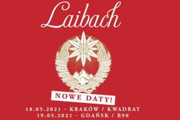 Gdańsk Wydarzenie Koncert Laibach