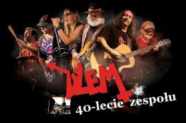 Gdańsk Wydarzenie Koncert Dżem 40-lecie zespołu